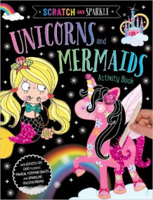 Unicorns and Mermaids Activity Book av Make Believe Ideas Ltd (Heftet)