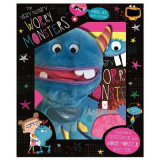 Omslag - The Very Hungry Worry Monster Plush Box Set