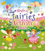 Magical Fairies Activity Book av Sam Loman (Heftet)