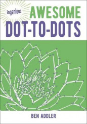 Awesome Dot-To-Dots av Ben Addler (Heftet)