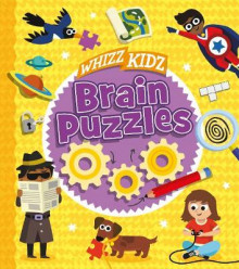 Whizz Kidz: Brain Puzzles av William Potter (Heftet)