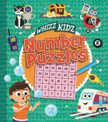 Whizz Kidz: Number Puzzles av William Potter (Heftet)