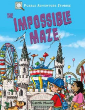 Puzzle Adventure Stories: The Impossible Maze av Dr Gareth Moore (Heftet)