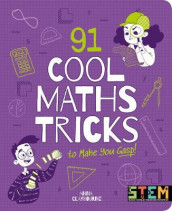 91 Cool Maths Tricks to Make You Gasp! av Anna Claybourne (Heftet)