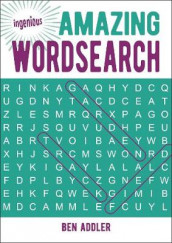 Amazing Wordsearch av Ben Addler (Heftet)