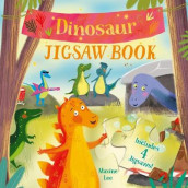 Dinosaur Jigsaw Book av Lisa Regan (Innbundet)