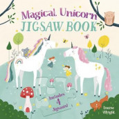 Magical Unicorn Jigsaw Book av Lisa Regan (Innbundet)