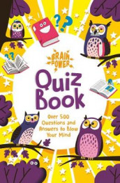 Brain Power Quiz Book av Lisa Regan (Heftet)