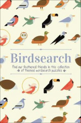 Omslag - Birdsearch Wordsearch Puzzles