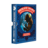 Omslag - Sherlock Holmes: A Gripping Casebook of Stories