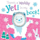 Omslag - There's a Yeti in my book!