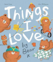 Things I Love by Bear av Susie Linn (Heftet)