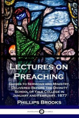 Omslag - Lectures on Preaching