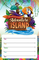Omslag - Vacation Bible School (Vbs) 2021 Discovery on Adventure Island Large Promotional Poster
