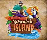 Omslag - Vacation Bible School (Vbs) 2021 Discovery on Adventure Island Large LOGO Poster