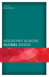 Omslag - Misogyny across Global Media