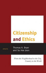 Omslag - Citizenship and Ethics