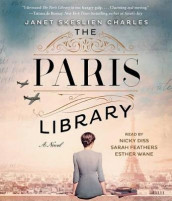 The Paris Library av Janet Skeslien Charles (Lydbok-CD)