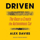 Driven av Alex Davies (Lydbok-CD)