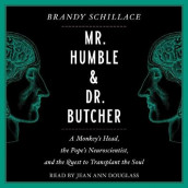 Mr. Humble and Dr. Butcher av Brandy Schillace (Lydbok-CD)