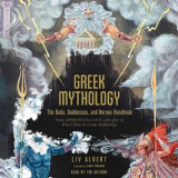 Omslag - Greek Mythology: The Gods, Goddesses, and Heroes Handbook