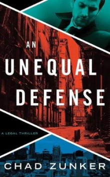An Unequal Defense av Chad Zunker (Lydbok-CD)