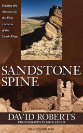 Sandstone Spine av David Roberts (Lydbok-CD)