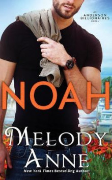 Noah av Melody Anne (Lydbok-CD)