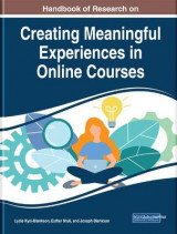 Omslag - Handbook of Research on Creating Meaningful Experiences in Online Courses