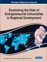 Omslag - Examining the Role of Entrepreneurial Universities in Regional Development