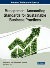Omslag - Management Accounting Standards for Sustainable Business Practices