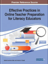 Omslag - Effective Practices in Online Teacher Preparation for Literacy Educators