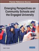 Omslag - Emerging Perspectives on Community Schools and the Engaged University