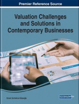 Omslag - Valuation Challenges and Solutions in Contemporary Businesses
