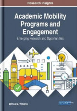 Omslag - Academic Mobility Programs and Engagement: Emerging Research and Opportunities