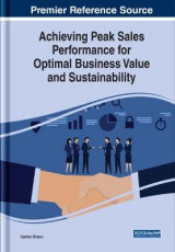 Omslag - Achieving Peak Sales Performance for Optimal Business Value and Sustainability