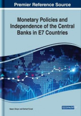 Omslag - Monetary Policies and Independence of the Central Banks in E7 Countries