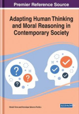Omslag - Adapting Human Thinking and Moral Reasoning in Contemporary Society