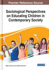 Omslag - Sociological Perspectives on Educating Children in Contemporary Society