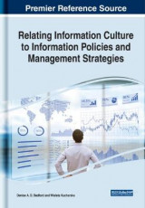 Omslag - Relating Information Culture to Information Policies and Management Strategies