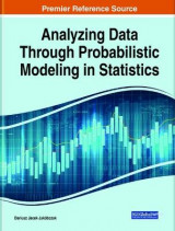 Omslag - Analyzing Data Through Probabilistic Modeling in Statistics