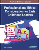 Omslag - Professional and Ethical Consideration for Early Childhood Leaders