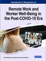 Omslag - Handbook of Research on Remote Work and Worker Well-Being in the Post-COVID-19 Era