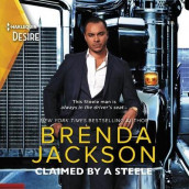 Claimed by a Steele av Brenda Jackson (Lydbok-CD)
