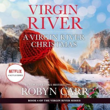 A Virgin River Christmas av Robyn Carr (Lydbok-CD)