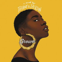 Grown av Tiffany D Jackson (Lydbok-CD)