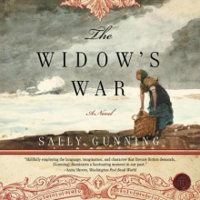 The Widow's War av Sally Cabot Gunning (Lydbok-CD)