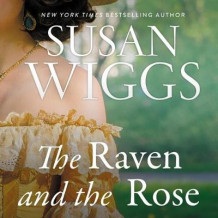 The Raven and the Rose av Susan Wiggs (Lydbok-CD)