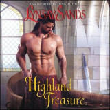 Omslag - Highland Treasure