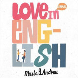 Omslag - Love in English